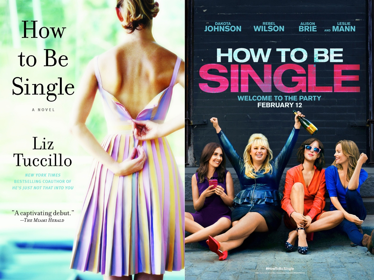 How To Be Single €� For The Book Lovers