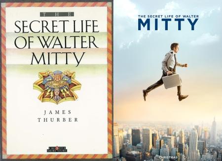 Secret Life of Walter Mitty Header